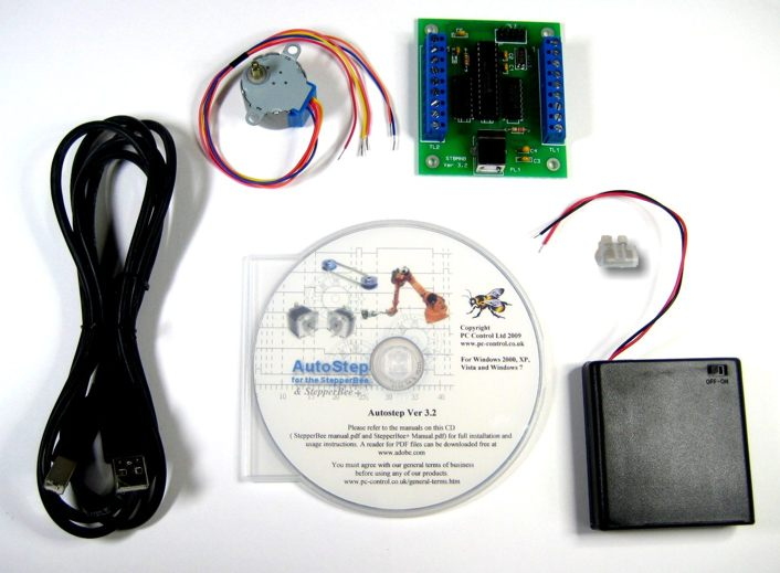 Servo Pack Starter Pack For Control And Automation Beginners