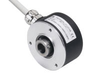 rotational incremental optical position encoder