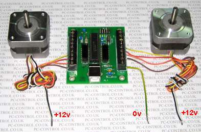 How to make a control system for a sun tracking solar panel for Stepper motor control system