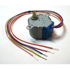 Geared Stepper Motor